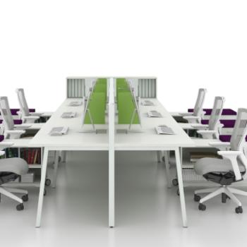 TANGENT Workstation Desk & Table Range