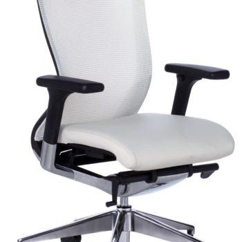 Oxygen Chair White