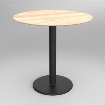 Collaborate Round Table Stand Height