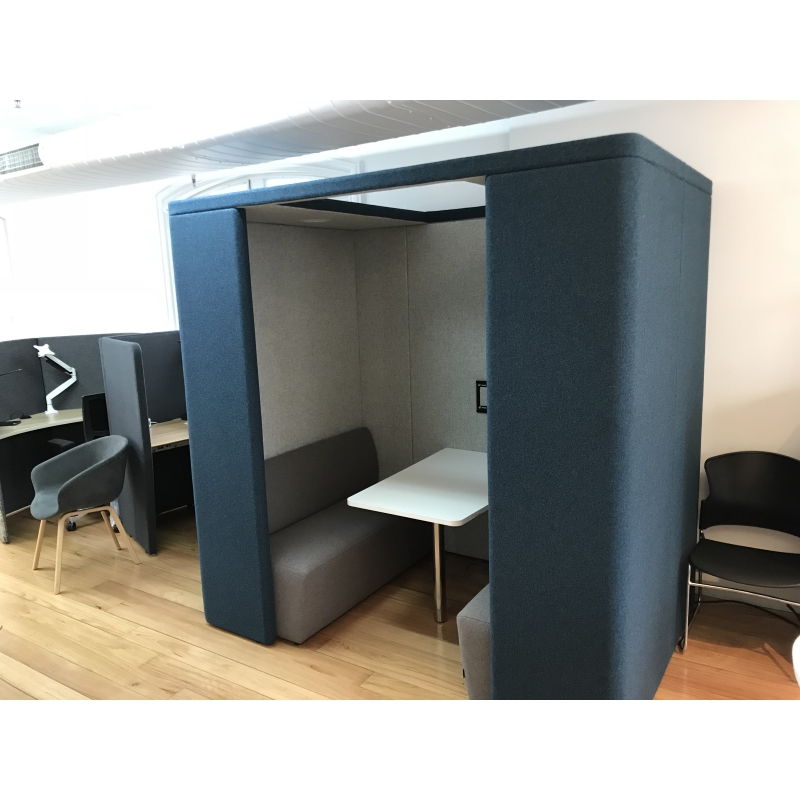 booth furniture roof collaborative booth modern office furniture winya